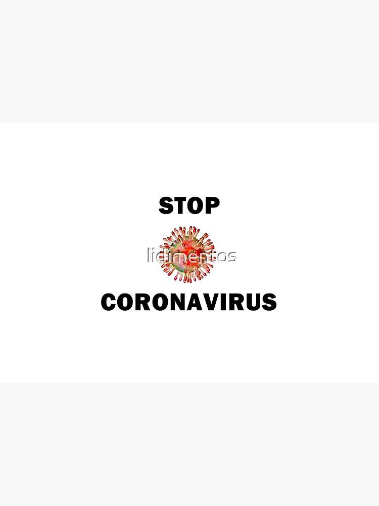 STOP CORONAVIRUS by lidimentos