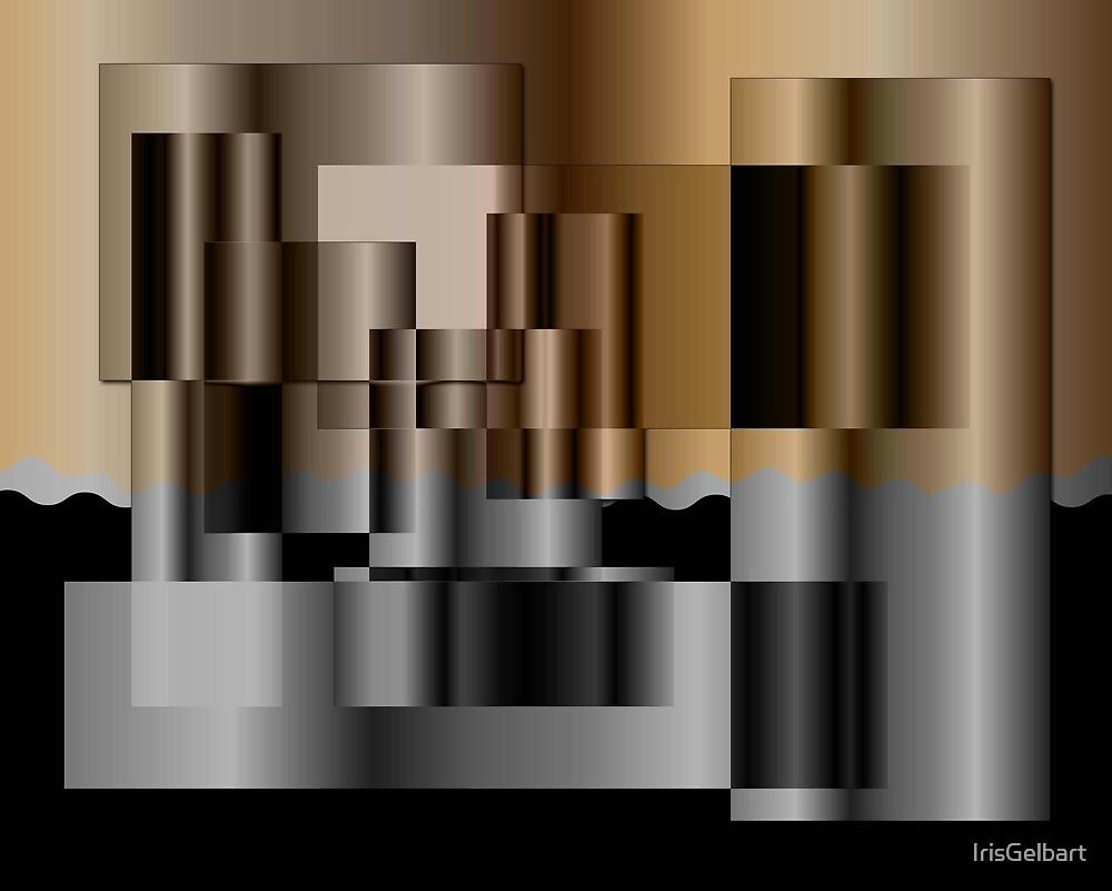 Pipes by IrisGelbart