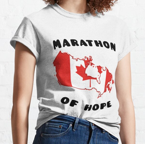 MARATHON OF HOPE Classic T-Shirt