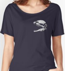 Dilophosaur on my Chest! 2 Women's Relaxed Fit T-Shirt