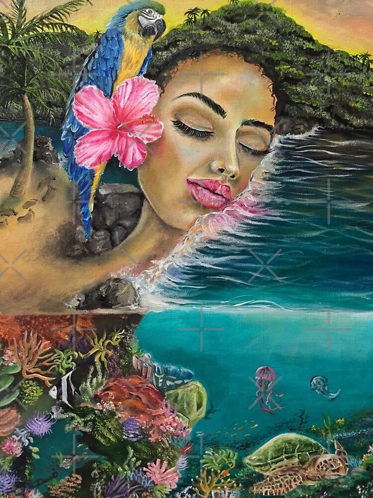 Island Dreaming by AtlArtVibez
