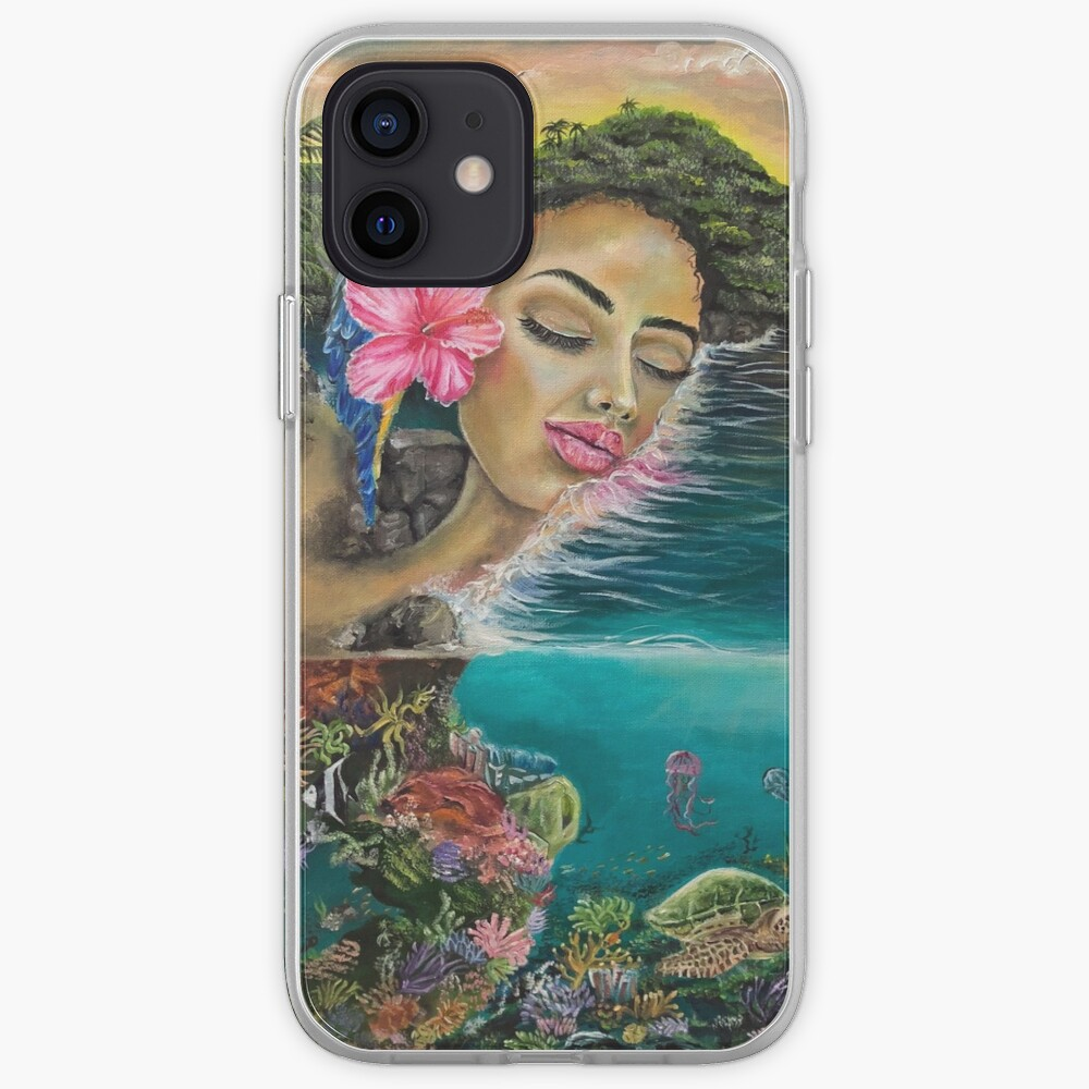 Island Dreaming iPhone Case & Cover