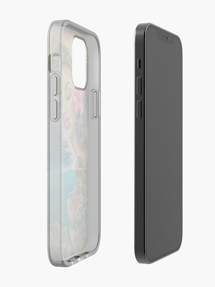 Alternate view of Island Dreaming iPhone Case & Cover