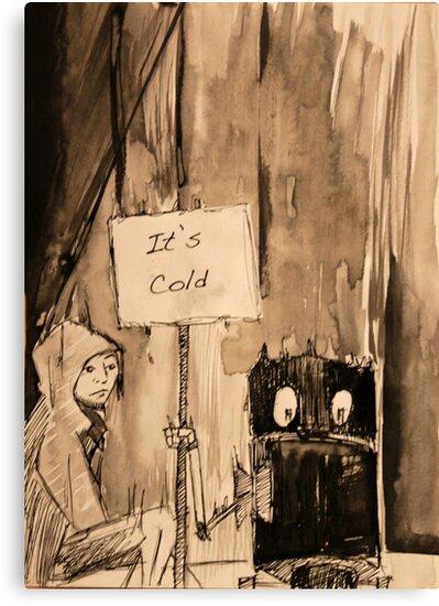 It's Cold by DankoSoroka