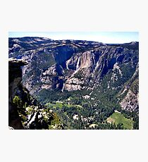 """""""Your righteousness is like the mighty mountains."""" Psalm 36:6 Photographic Print"""