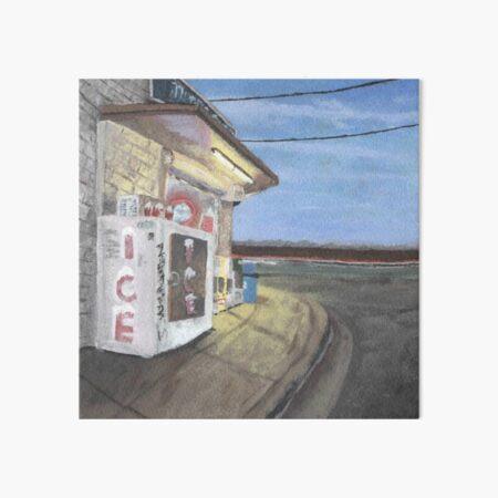 """This place will never change"" Melina Wojcik Art Board Print"