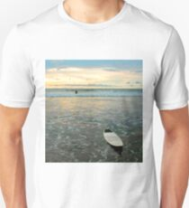 Playa Tamarindo Surf and Sunset Unisex T-Shirt