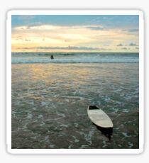 Playa Tamarindo Surf and Sunset Sticker