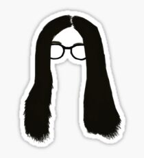 Jack Lawrence Hair  Sticker