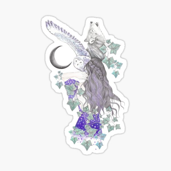 The Forest Sticker