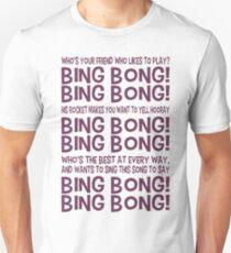 Bing Bong the Musical! Unisex T-Shirt