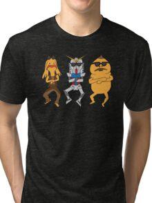 Blah Blah Style Tri-blend T-Shirt