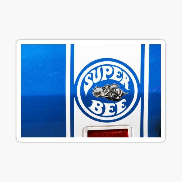 Super Bee Graphic Shirt 2 Sticker