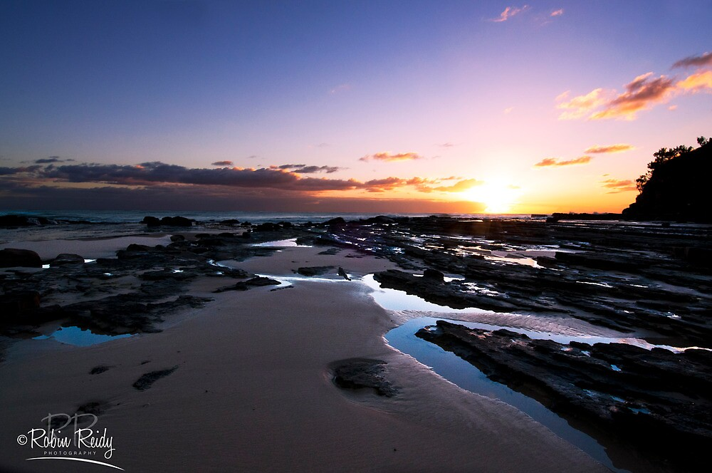 Pt Cartwright on Daybreak by Robin Reidy