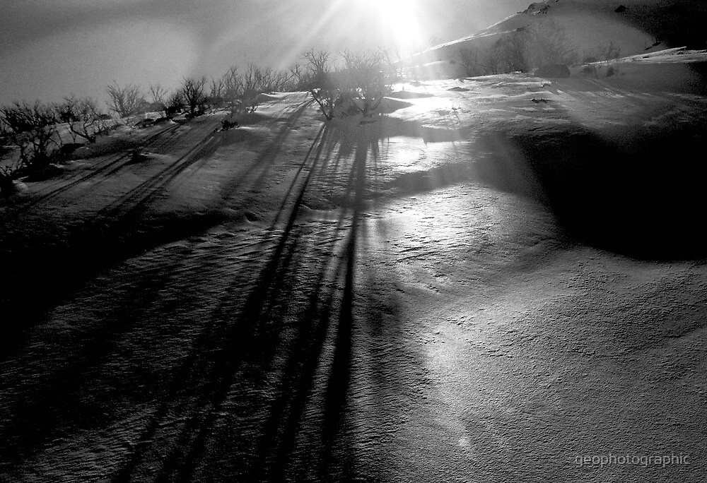 shadows by geophotographic