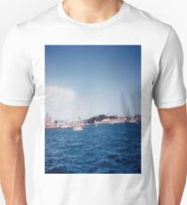 Ships in Dock T-Shirt