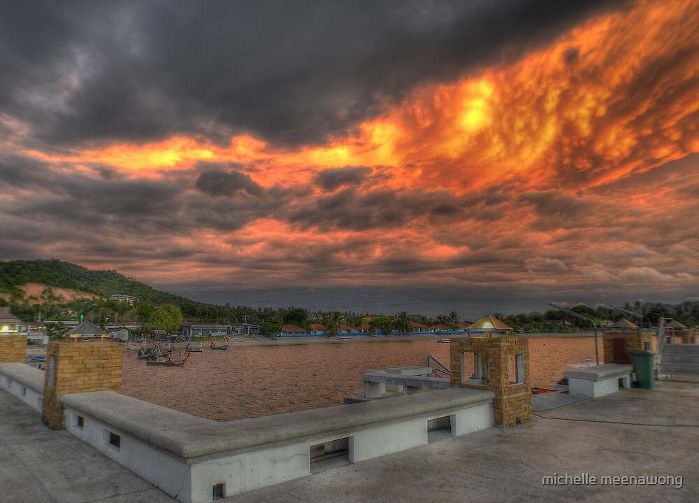 terrific sky by michelle meenawong