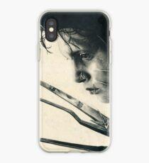Edward Scissorhands iPhone Case