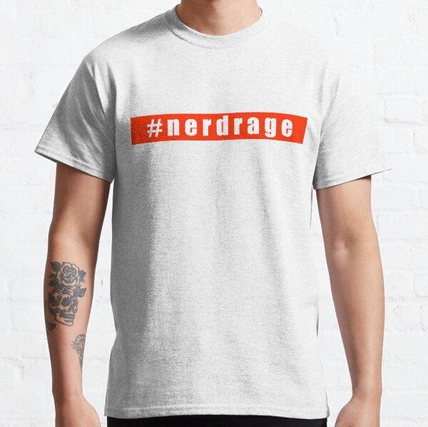 #nerdrage Classic T-Shirt