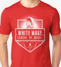 League of Magic: White T-Shirt