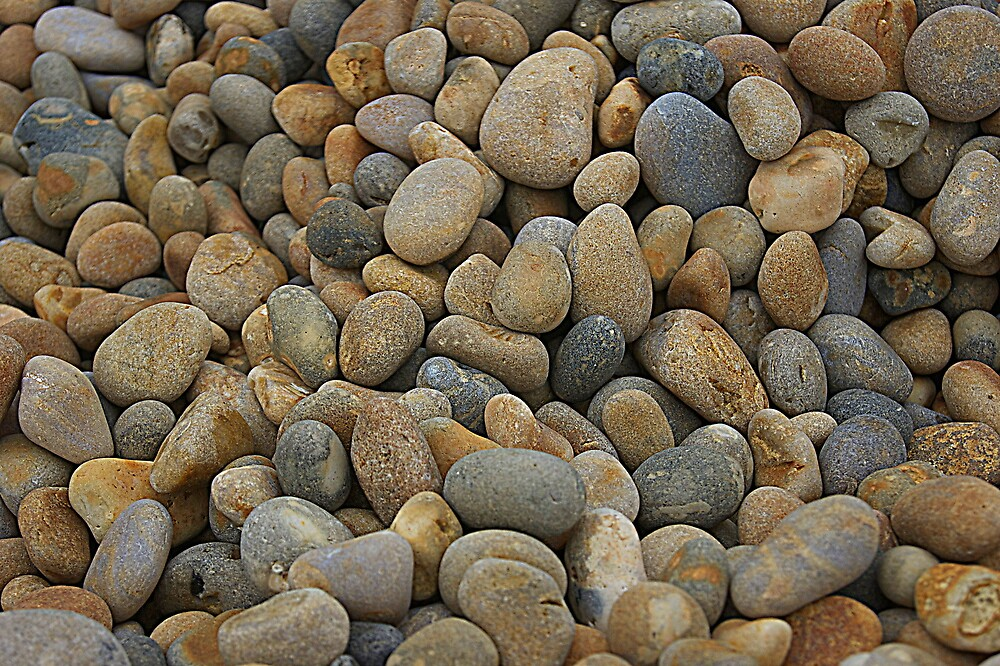 Pebbles by Lou Wilson