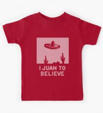 I Juan to Believe - Ugly Christmas Kids Clothes