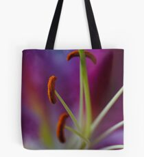 Lily Was Here Tote Bag
