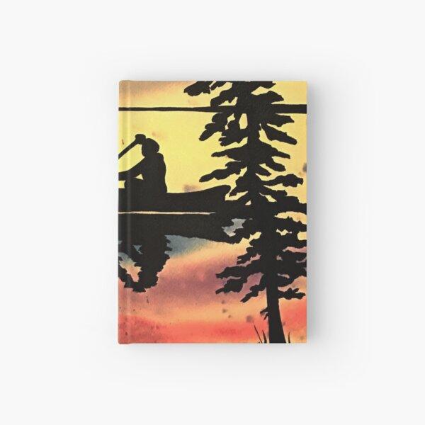 Solo Paddler Hardcover Journal