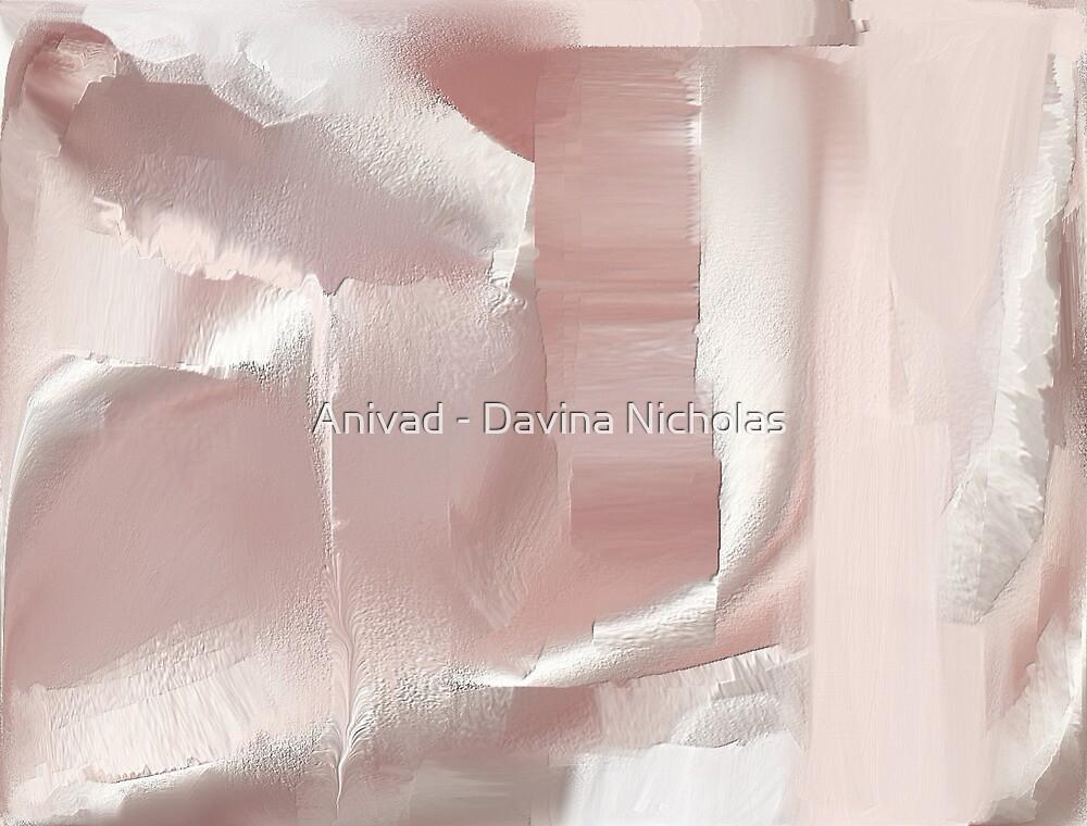 Pink Form by Anivad - Davina Nicholas