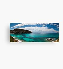 Pano from ELP PORTET Canvas Print