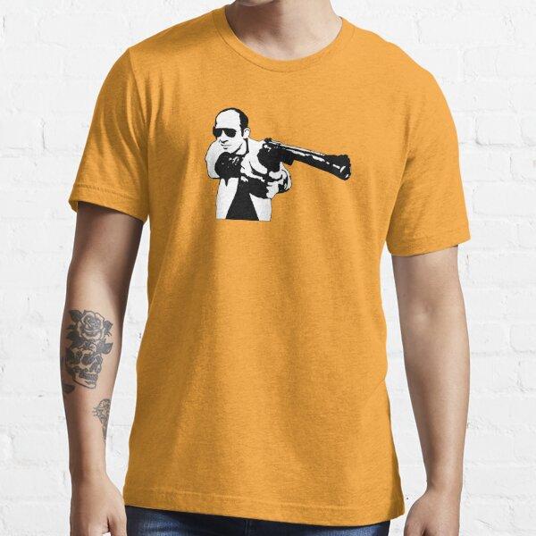 Thompson wurde als Schöpfer des Gonzo-Journalismus zu einer konterkulturellen Figur  Verkauft 14/07/12 Essential T-Shirt