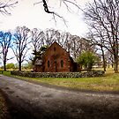 Chapel in the Country by Kym Howard