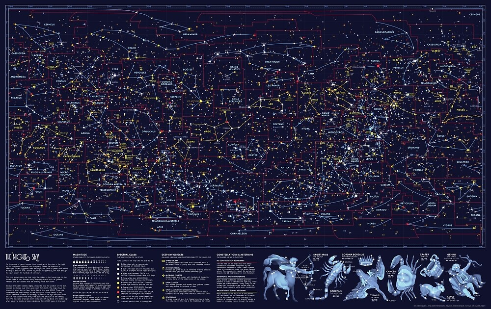 Night Constellations by Eleanor Lutz