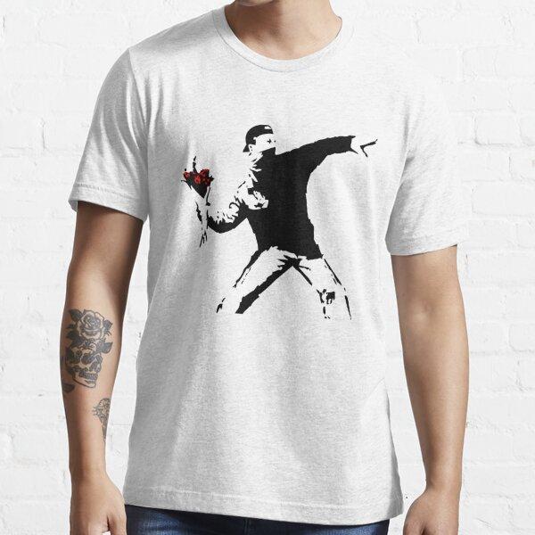 panda de Banksy T-shirt essentiel