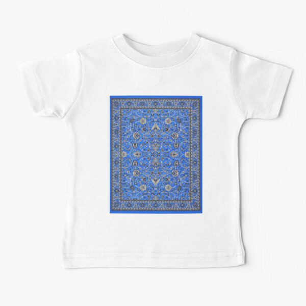Kashan Design Rug Baby T-Shirt
