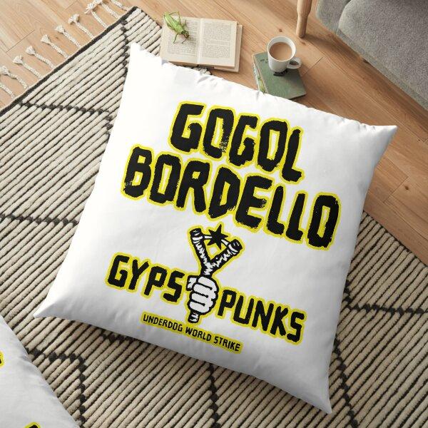 gogol bordello Floor Pillow