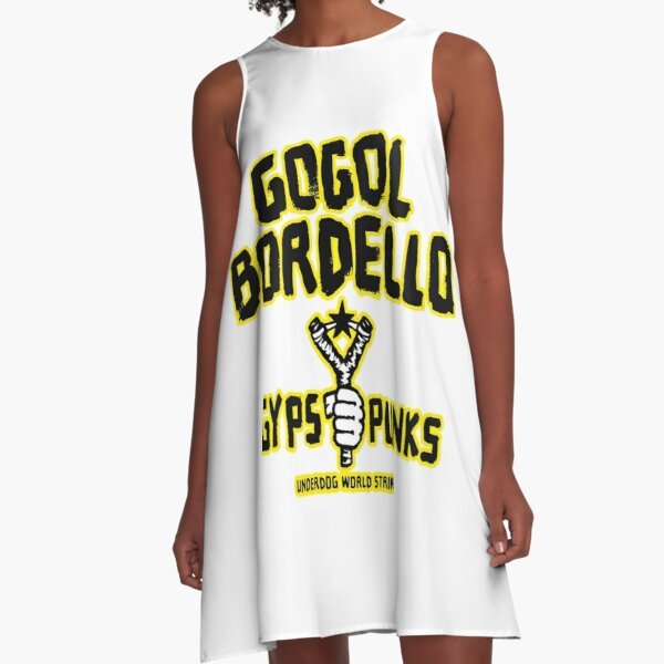 gogol bordello A-Line Dress