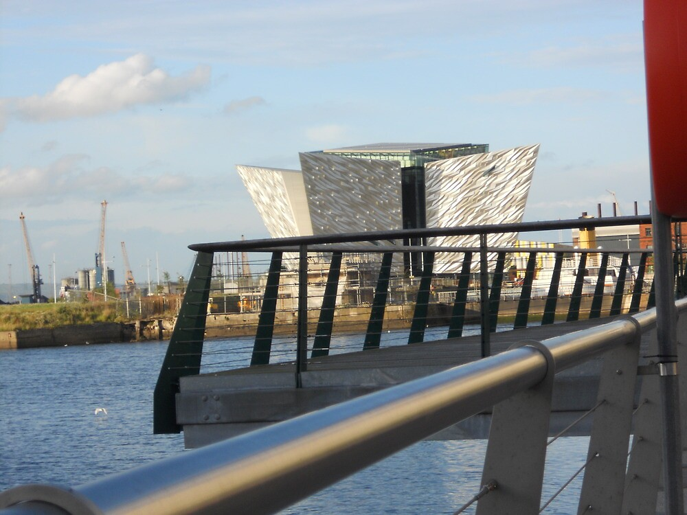 titanic centre by Kevin McLaughlin