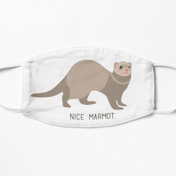 Nice Marmot - The Big Lebowski Mask