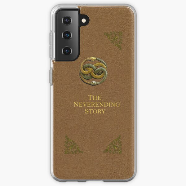 The Never Ending Story Samsung Galaxy Soft Case