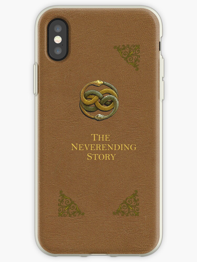 The Never Ending Story by Jordan Bails