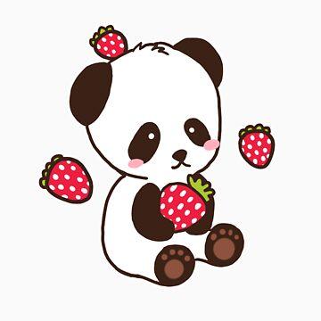 Panda Ichigo by pocketfriends