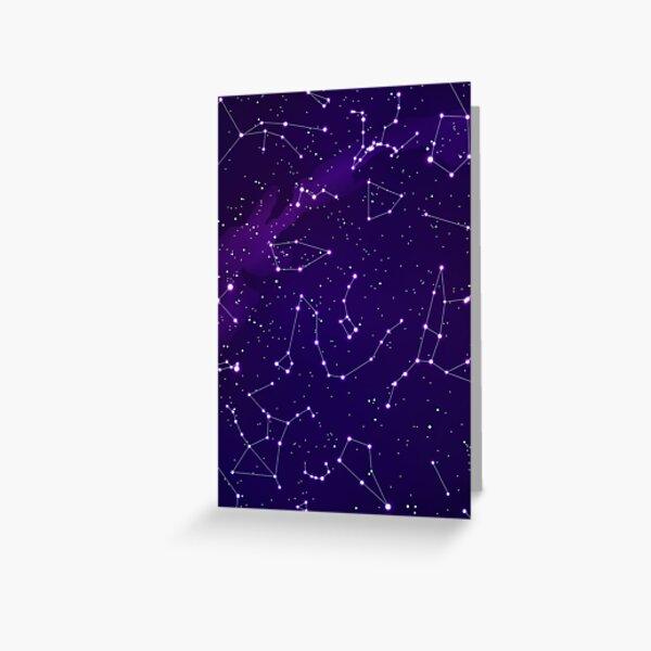 Star Field Greeting Card