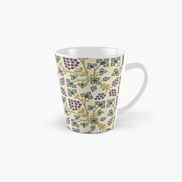 Medieval Tile Tall Mug