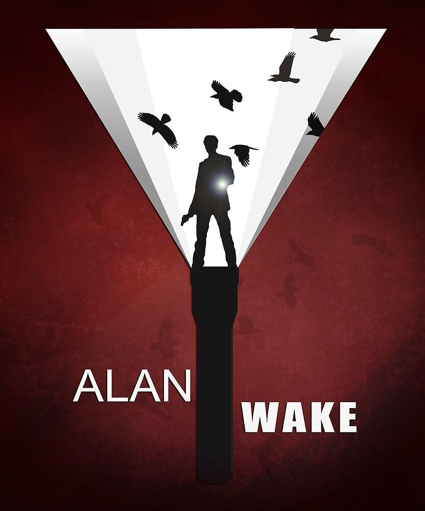 Alan Wake by Deividas