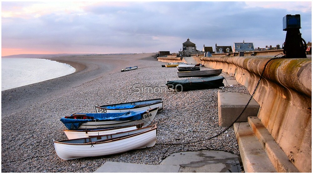 Chesil Cove by Simon30