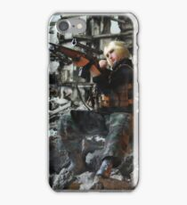 Grozny march 2005 iPhone Case/Skin