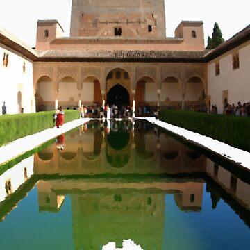 Alhambra Palace by MamboGeorge