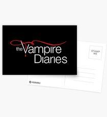 The Vampire Diaries Postcards