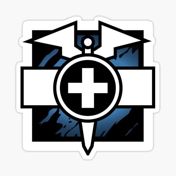 Emblème de l'opérateur Doc Sticker